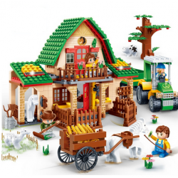 BanBao Farm City Building Blocks