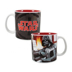 Star Wars Darth Vader Holiday 20 oz Ceramic Mug